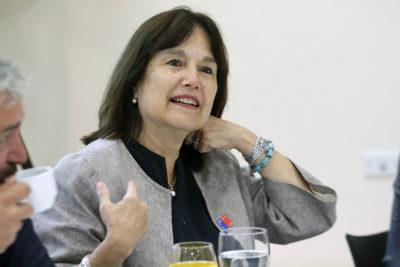 Minsal confirma que Carmen Castillo renunció formalmente a millonario bono de retiro