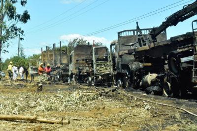 """Gremio de camiones: """"Mientras las instituciones se enfrascan en polémicas inútiles, los violentistas no pierden tiempo"""""""