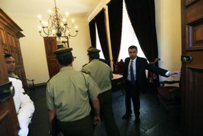 Fiscalía decreta secreto de investigación de Operación Huracán