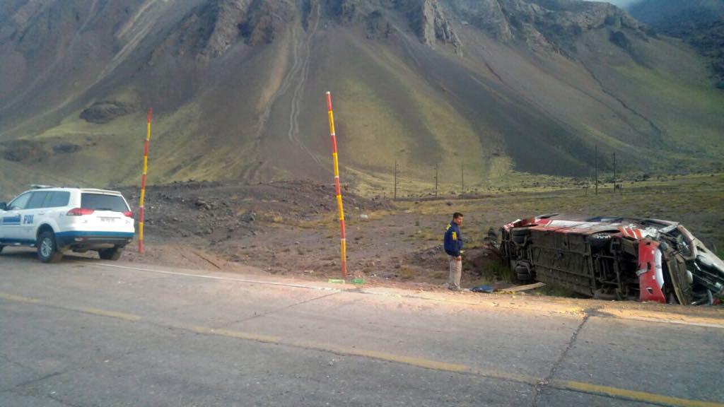Víctimas y sobrevivientes de accidente regresarán a Chile