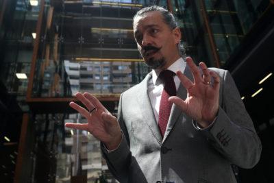 VIDEO | Fiscal Pablo Gómez ventila por TV las peticiones de los abogados de Pablo Longueira y Fulvio Rossi