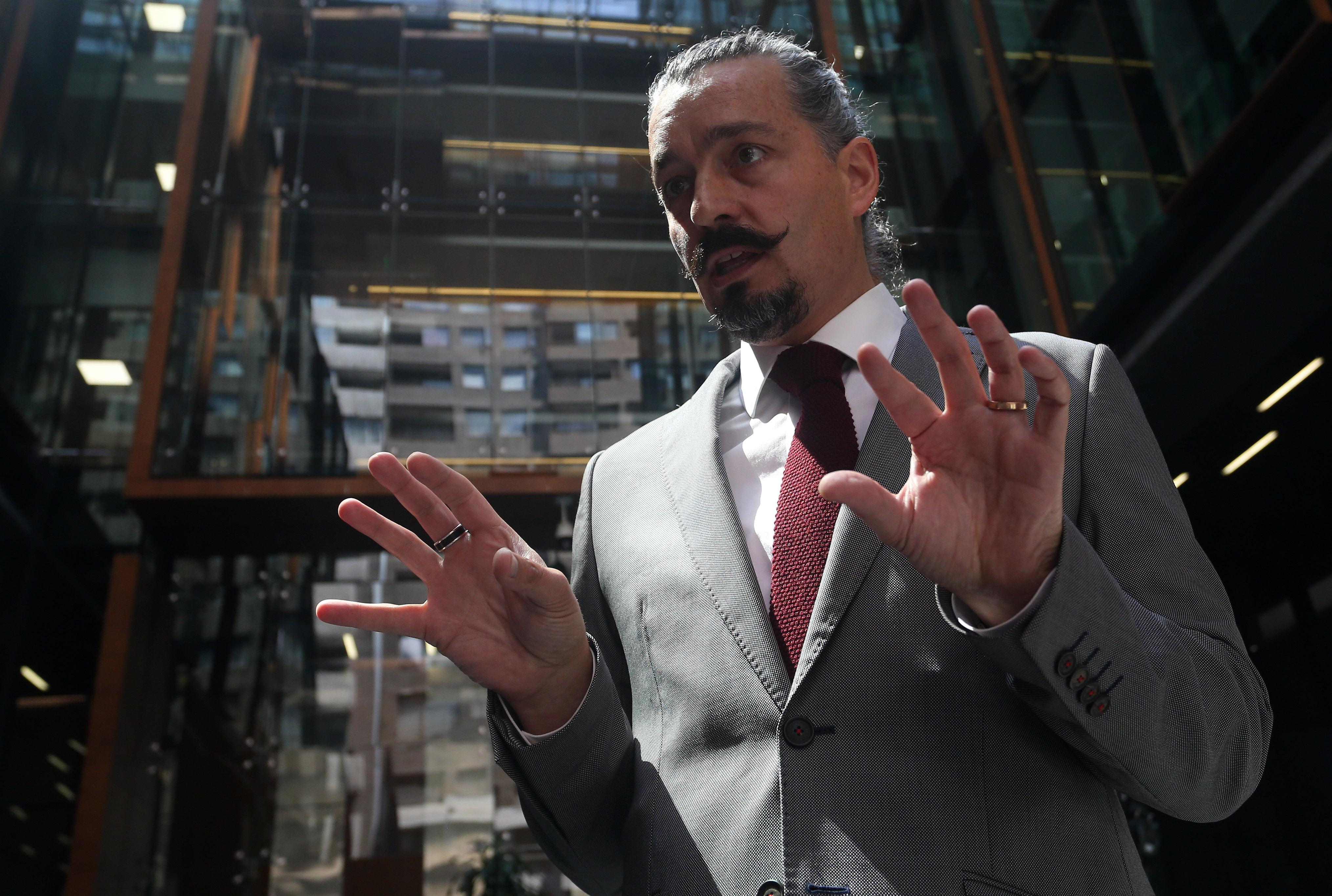 Fiscal Gómez acusa peticiones de defensa de Fulvio Rossi en caso SQM