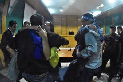"""Gobierno acusa presencia """"peritajes desconocidos"""" en sobreseimiento de comuneros"""