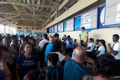 Sernac pedirá a LAW 12 millones por cada pasajero varado en República Dominicana y Chile