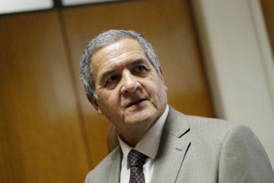 """Ministro Carroza por detención de Ricardo Palma Salamanca: """"Aún no es oficial pero hay un porcentaje alto de certeza"""""""
