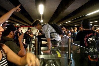 Panel de Expertos selló en diciembre de 2017 el aumento en la tarifa del Transantiago y del Metro