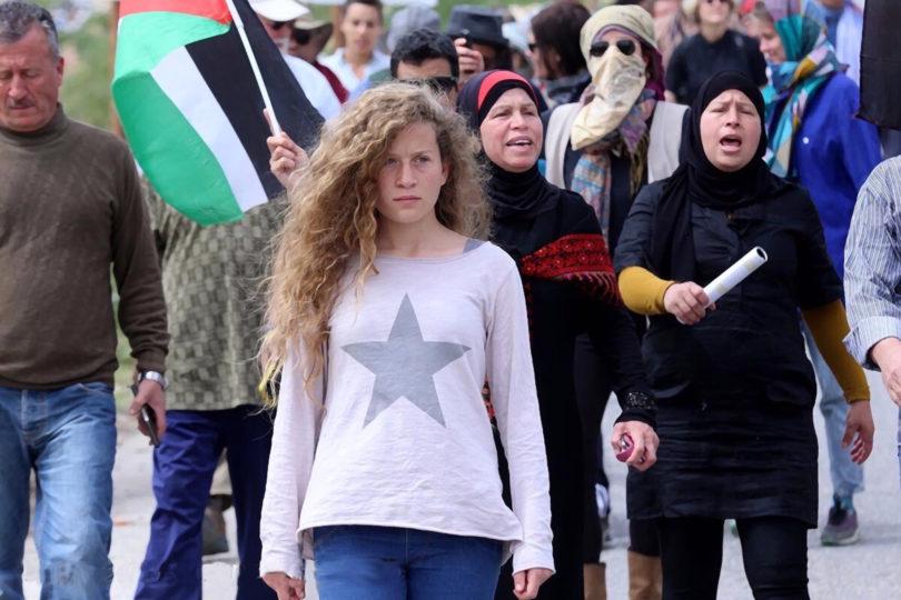Palestinos en Chile piden a Cancillería que se sume a campaña para la liberación de Ahed Tamimi