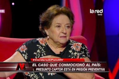VIDEO | Impresentable comentario de la Dra. Cordero sobre abusos a Emmelyn en TV abierta genera ola de críticas
