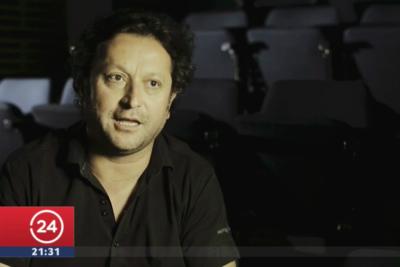 """""""Una película de Kafka"""": Daniel Alcaíno vuelve a la carga luego que Alex Smith lo vinculara a la CAM"""