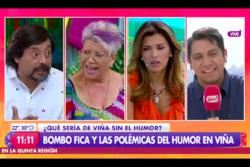VIDEO | Patricia Maldonado defiende a la dictadura en vivo y en directo por las pantallas de Mega