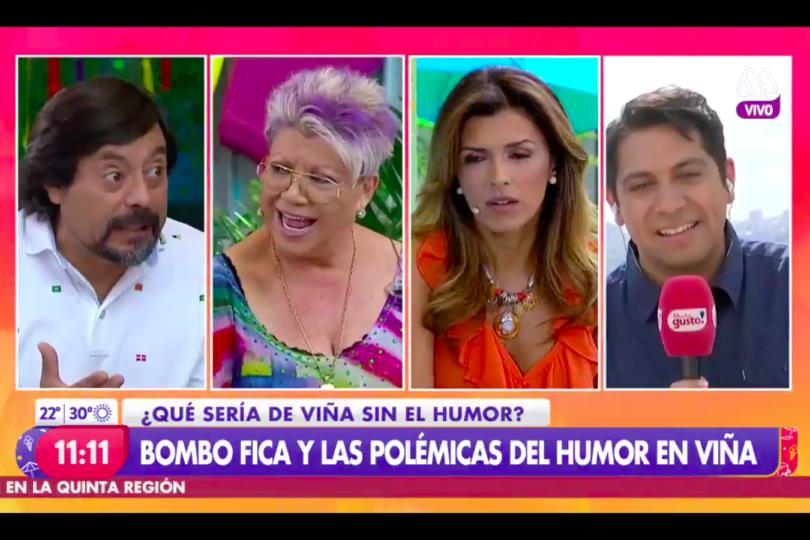 VIDEO   Patricia Maldonado defiende a la dictadura en vivo y en directo por las pantallas de Mega