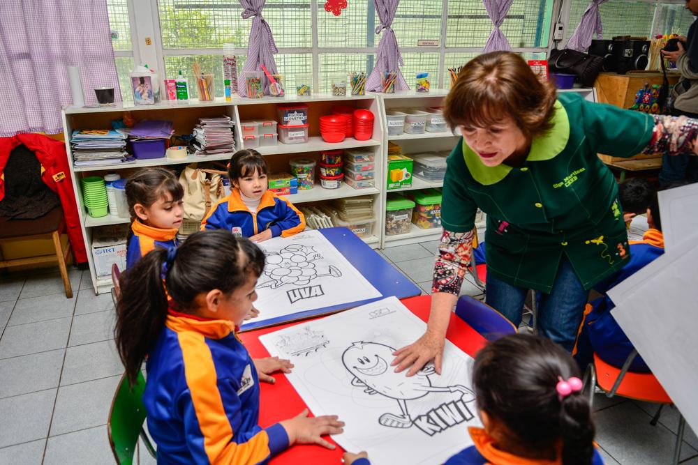 """""""Sobrepeso infantil: el rol de la educación como promotor de buenas prácticas alimentarias"""""""