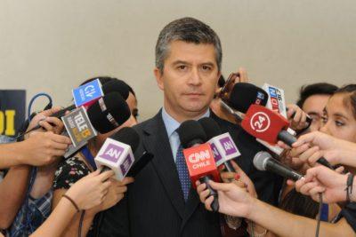 """Interpol entrega detalles de la detención de Ricardo Palma Salamanca: """"No fue casual"""""""