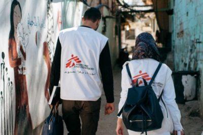 Abusos sexuales golpean a la ONG Médicos Sin Fronteras