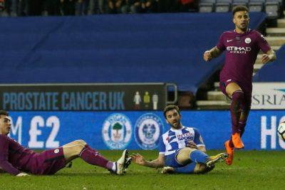 VIDEO | El grueso error defensivo que eliminó al Manchester City de Bravo de la FA Cup