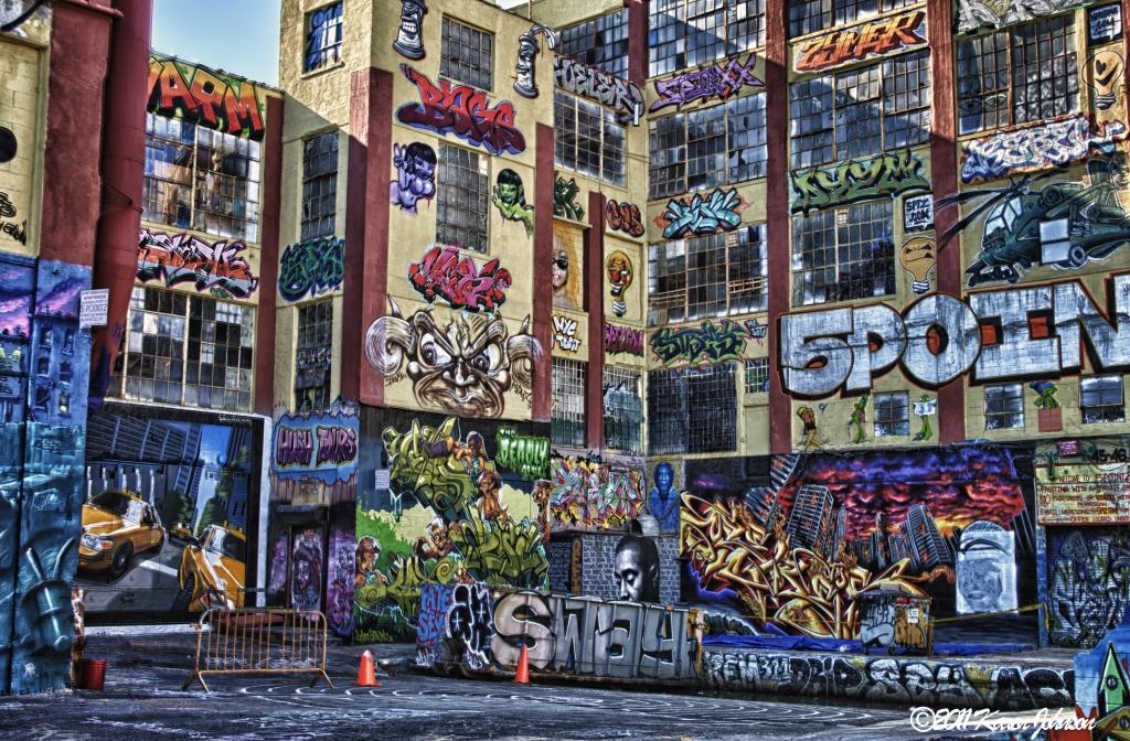 """""""Dueño de mítico edificio de Nueva York deberá pagar US 6,7 millones a grafiteros por demolerlo"""""""