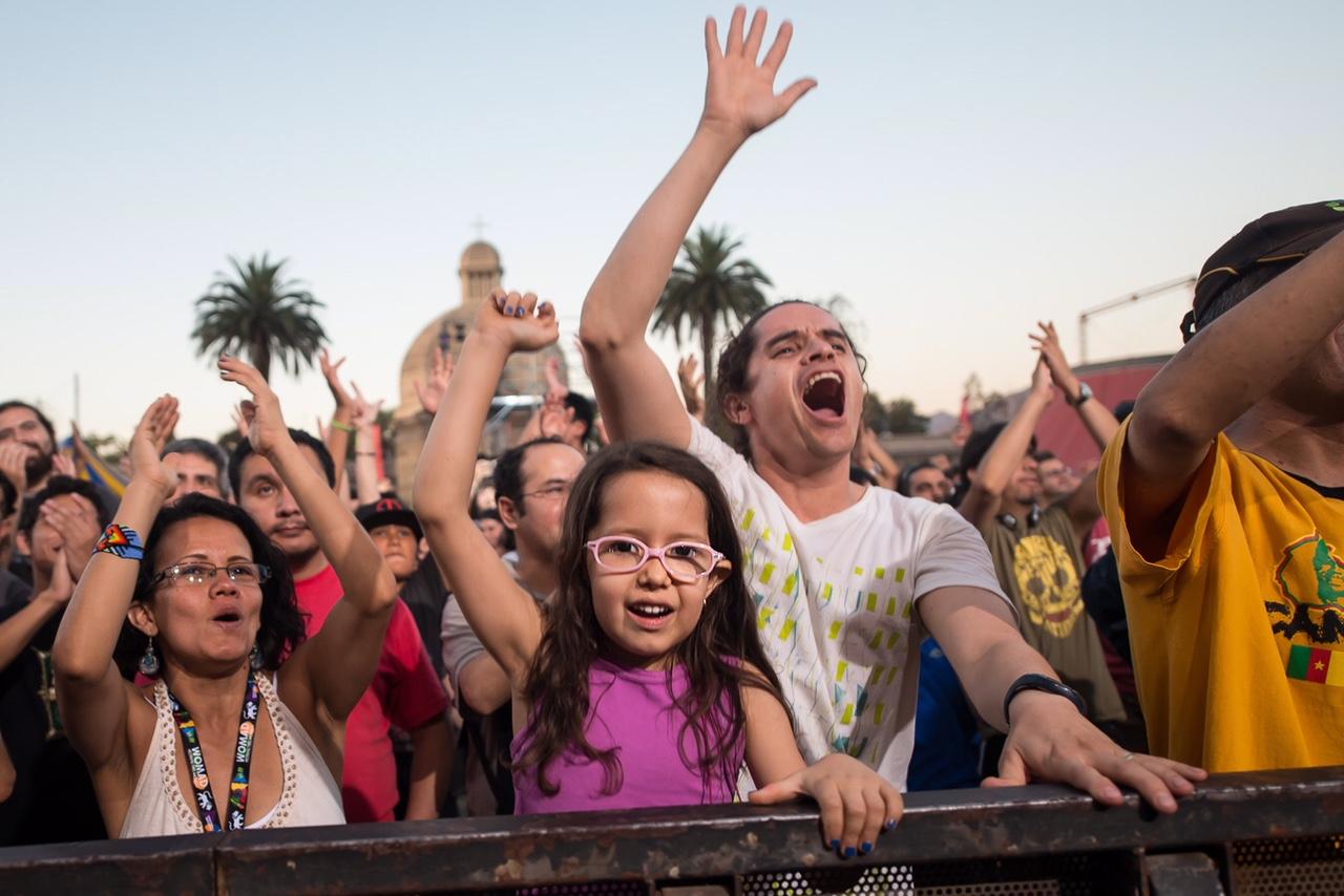 Womad Chile el Festival del Mundo para la familia alista su cuarta versión en Chile