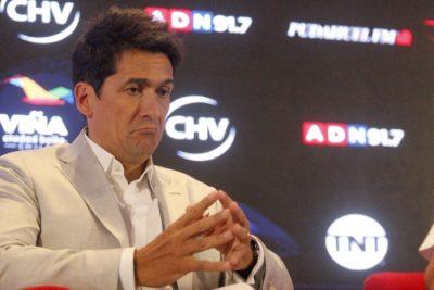 """Rafael Araneda apunta a fans de Jamiroquai por quejas en la transmisión: """"Viña no es de nicho"""""""