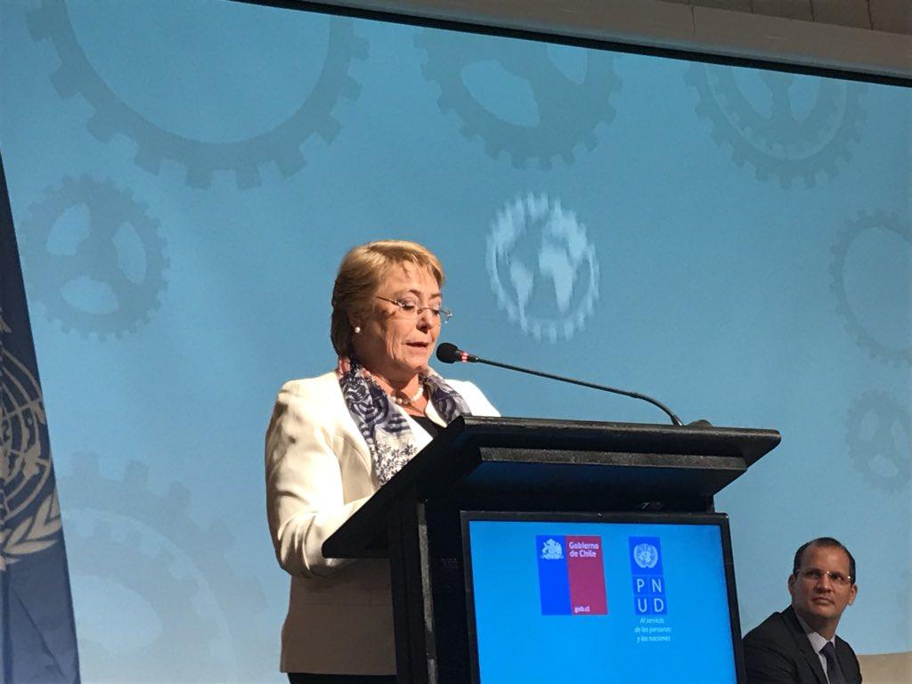 Michelle Bachelet anuncia que proyecto de Nueva Constitución sería enviado antes del 11 de marzo