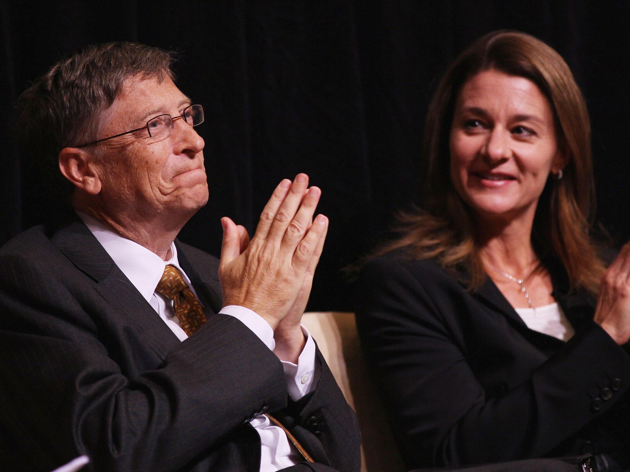 La carta de Melinda y Bill Gates contra Donald Trump y su trato a las mujeres