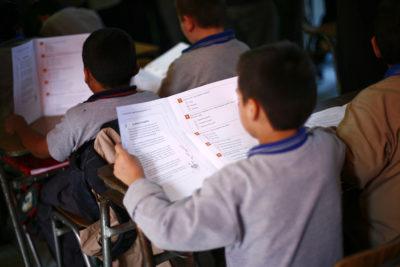 """""""Teníamos alumnos que en quinto básico no sabían leer"""": la larga lucha de Cerro Navia por entrar en la desmunicipalización"""