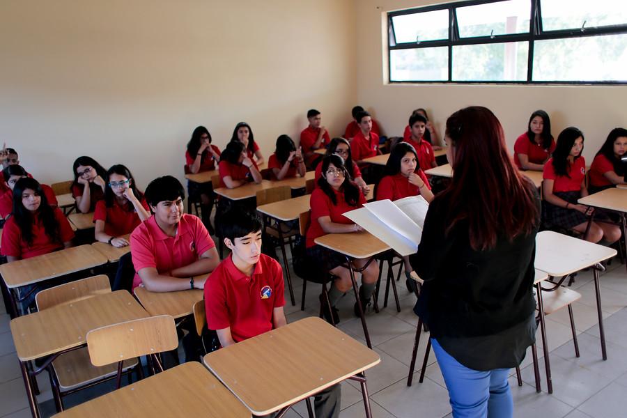 """""""Se acabaron las vacaciones: 11 mil escolares volvieron a clases en la Región Metropolitana"""""""