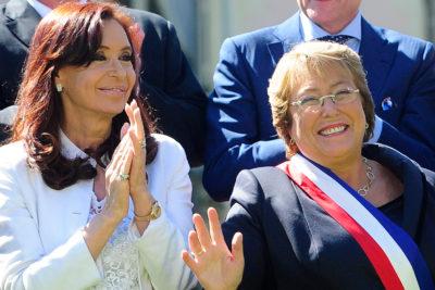 #NoFueMagia: bacheletismo revive frase de Cristina K para defender legado