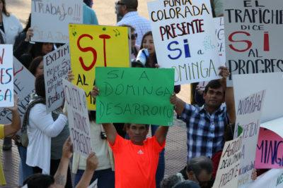 """Greenpeace a nuevo ministro de Economía: """"Si Dominga estuviera cerca de Tantauco seguramente no lo encontraría tan interesante"""""""