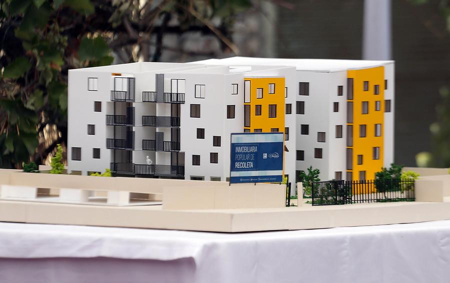 La idea es de jadue el proyecto es del minvu gobierno for Inmobiliaria popular