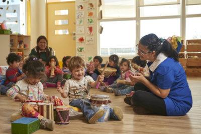Comienza certificación obligatoria de jardines infantiles privados