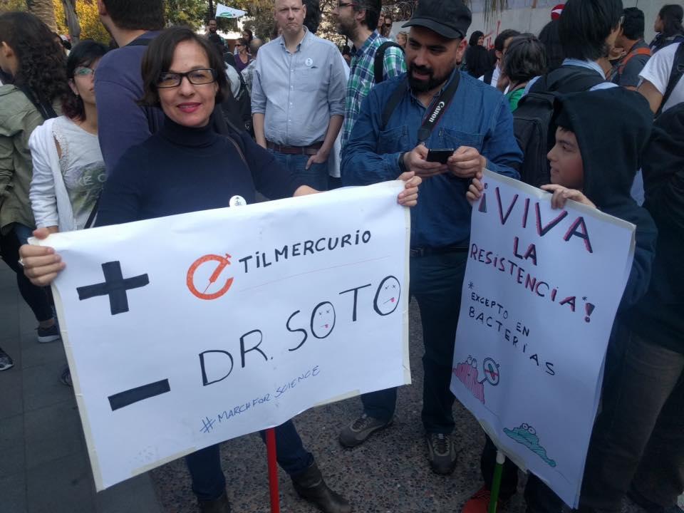 Doctora que rechazó debate en TVN con antivacunas: