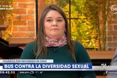 Las frases de Marcela Aranda que le costaron más de 370 denuncias en el CNTV a CHV