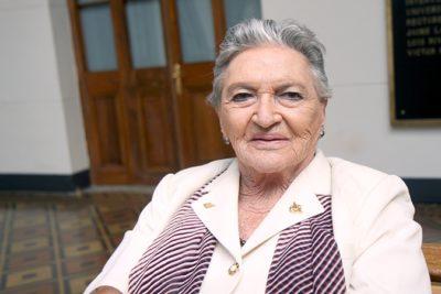 Muere Margot Duhalde, la piloto chilena que luchó contra los nazis en Europa