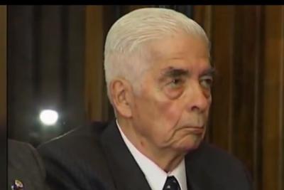 El nexo con Chile de Luciano Benjamín Menéndez, ex represor argentino