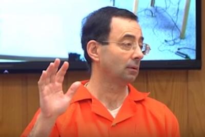 Condenan a 125 años de cárcel a médico que abusó de gimnastas olímpicas