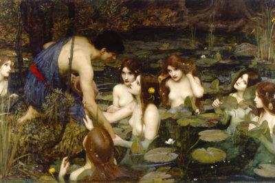 #MeToo y Time's Up llega a las galerías de arte: museo retira obra de ninfas desnudas