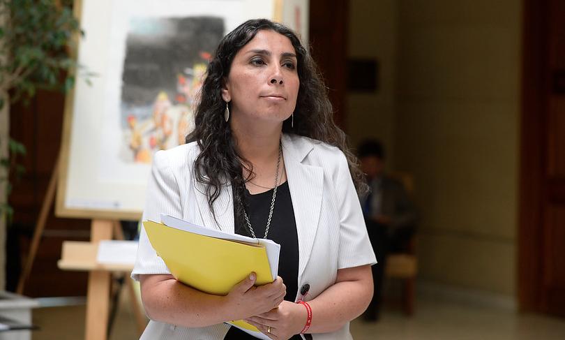 """Karla Rubilar asegura que Intendencia metropolitana será """"de puertas abiertas a las manifestaciones"""""""