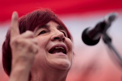 """Carmen Hertz critica nombramiento de Ulloa en Bio Bío: """"Es un fiel lacayo del criminal Pinochet"""""""
