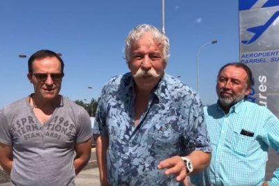 VIDEOS  Sin censura: épico reclamo del Profesor Rossa, Don Carter y Guru Guru contra LATAM