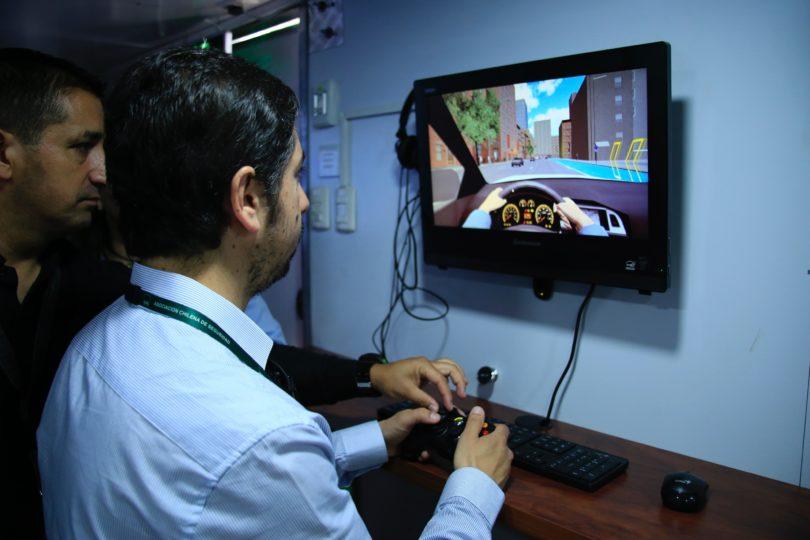 ACHS implementa salas móviles y tecnología 3D para capacitar a los trabajadores
