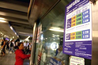 """""""No lo hacemos por nuestros deseos"""": Panel de Expertos intenta explicar alza de $20 en el Transantiago"""
