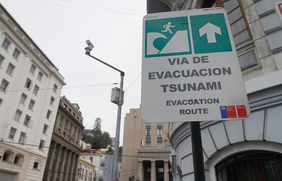 """""""Onemi identifica 388 colegios en zonas de riesgo de tsunami"""""""