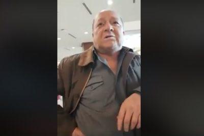 """VIDEO   """"Tetas de estropajo"""": funa nacional a hombre que increpó a madre por amamantar en mall de Concepción"""