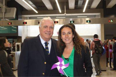 Intendencia de la RM crea cargo para la hija del alcalde Andrés Zarhi tras error en nombramiento