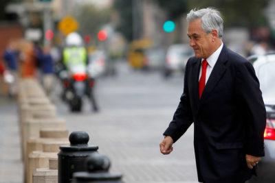 Piñera pide a Chile Vamos frenar rencilla por designación de autoridades y cuoteo político