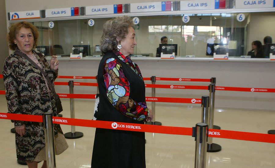 """Subsecretaria de Previsión Social: """"No es necesario retrasar la edad de jubilación de las mujeres"""""""