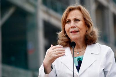 """Helia Molina: """"El discurso provida es solo para un lado, que viva el feto, desentendiéndose del resto"""""""