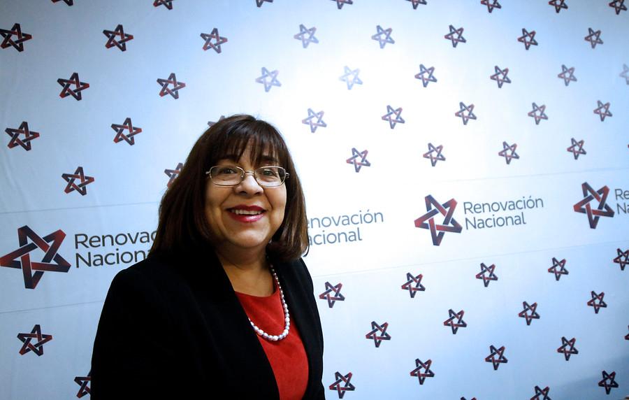Rosa Oyarce lidera los