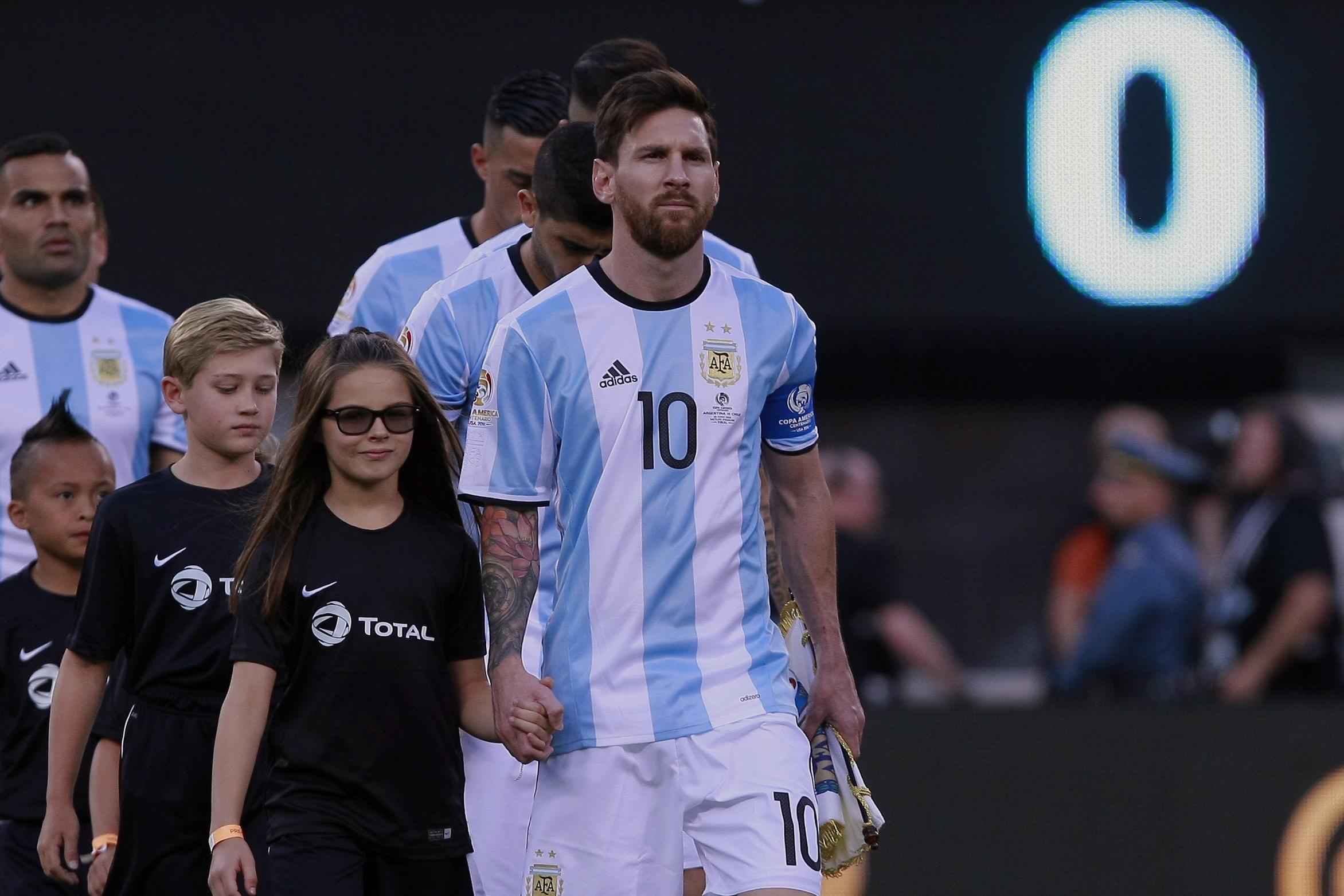 """""""Lio Messi reconoce llanto por finales ante Chile y advierte qué pasará con Argentina si no gana el Mundial"""""""