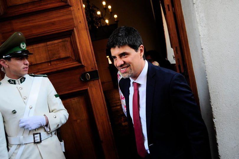 """Marcelo Díaz: """"Es la oportunidad de modernizar las policías y mejorar los mecanismos de control"""""""